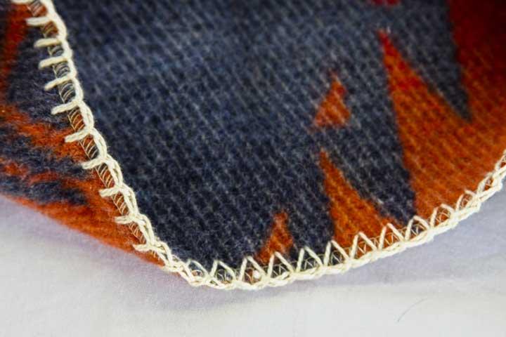 edge stitching machine