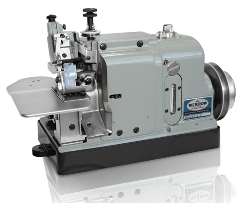 Merrow 40D40B40 Industrial Sewing Machine For Joining Woven Non Custom How Much Is Industrial Sewing Machine